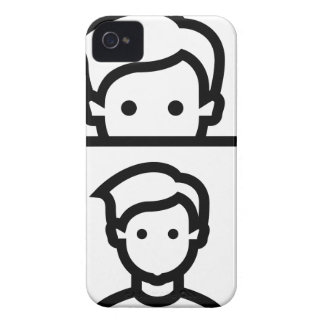 Selfie iPhone 4 Cover