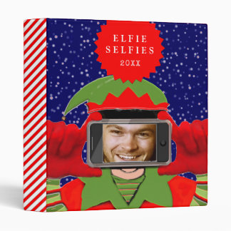 selfie photo album 3 ring binder