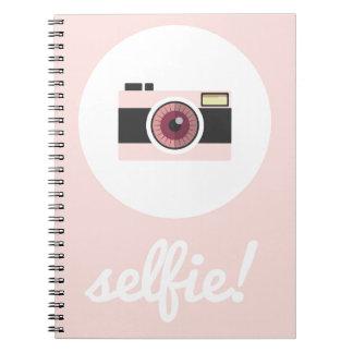 Selfie sign! notebooks