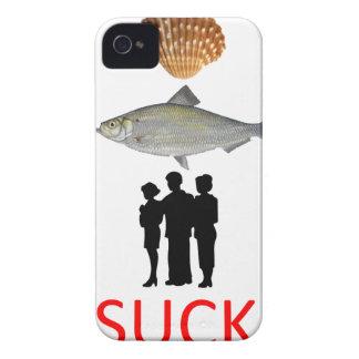Selfish People Suck iPhone 4 Case-Mate Case