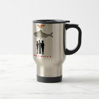 Selfish People Suck Travel Mug