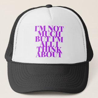 Selfish Sobriety Detox Drunk Fellowship Trucker Hat