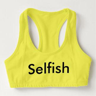 Selfish Sports Bra