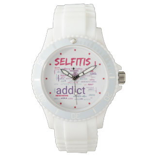 Selfitis, Selfie Addict Watch