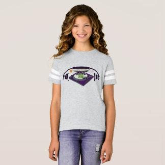 Selfless Girls' Football Shirt