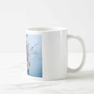 Selfreflect Classic White Coffee Mug