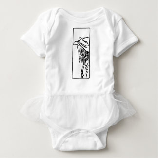 Selim, child of Damascus Baby Bodysuit