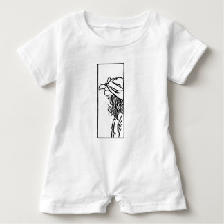 Selim, child of Damascus Baby Romper