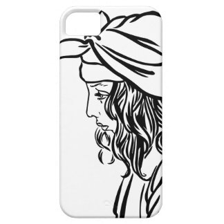 Selim, child of Damascus iPhone 5 Covers