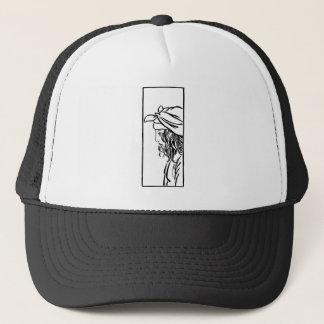 Selim, child of Damascus Trucker Hat