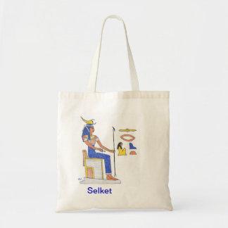 Selket / Serqet Egyptian scorpion goddess bag