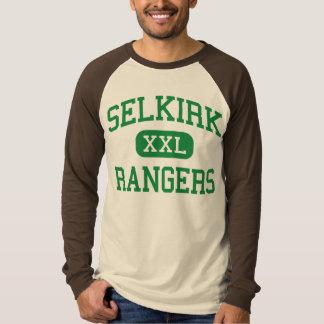 Selkirk - Rangers - High School - Ione Washington T-Shirt