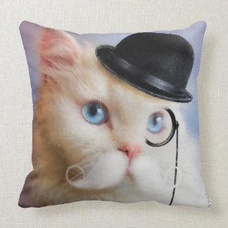 Selkirk Rex Cat Cushion