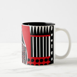 Selknam coffee mug
