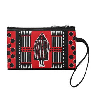 Selknam coin purse