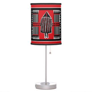 Selknam desk lamp
