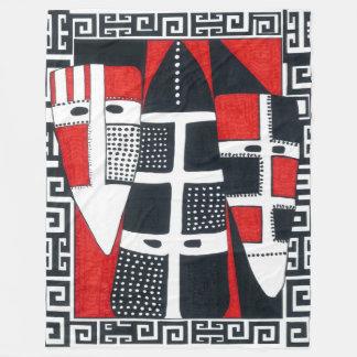 Selknam Fleece Blanket