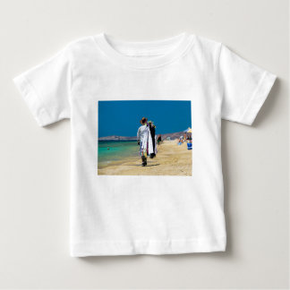 Seller on the beach baby T-Shirt