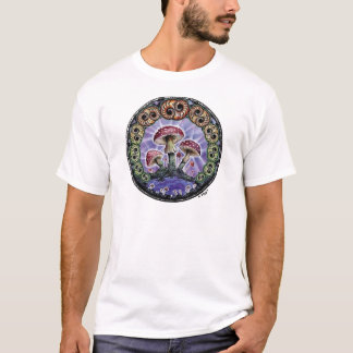 sello, Psychedelic Art Club T-Shirt