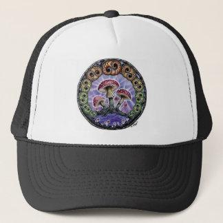 sello, Psychedelic Art Club Trucker Hat