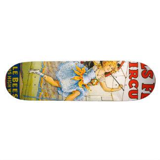Sells Floto Circus Skateboards