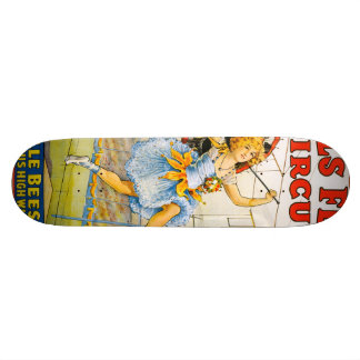 Sells Floto Circus Skateboards