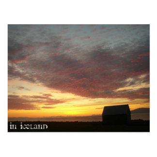 Seltjarnarnes Postcard