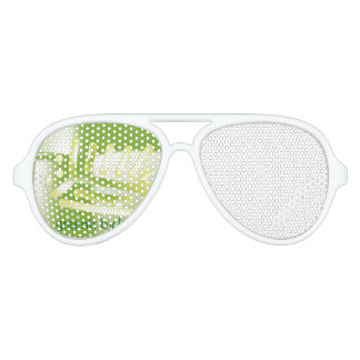 semi green sun glass party sunglasses