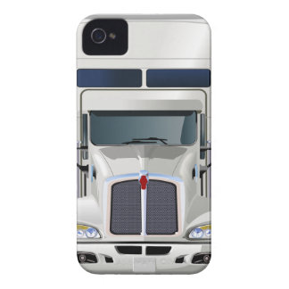 Semi Truck Cargo iPhone 4 Case