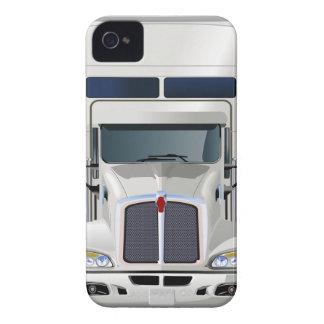 Semi Truck Cargo iPhone 4 Case-Mate Case