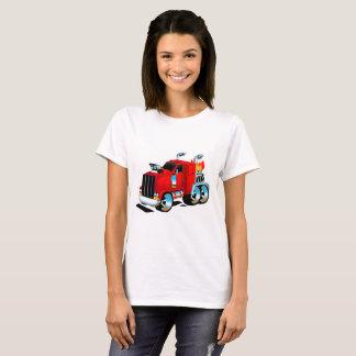 Semi Truck Tshirt for Women
