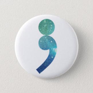 Semicolon button