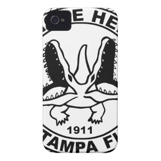 SEMINOLE_HEIGHTS_SEAL iPhone 4 CASES