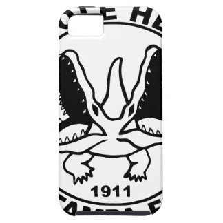 SEMINOLE_HEIGHTS_SEAL iPhone 5 CASE