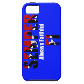 Semper Fi - Always Faithful IPhone Case