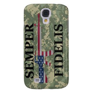 Semper Fidelis Green Camo iPhone 3G/3GS Case