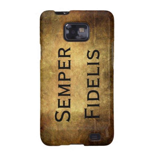 Semper Fidelis Grunge Case Samsung Galaxy SII Cases
