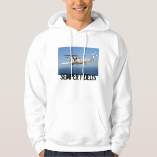 Semper Fidelis Hooded Sweatshirts