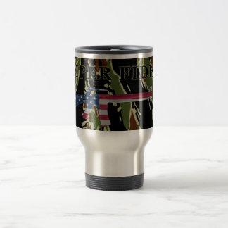 Semper Fidelis M16 Travel Mug Tiger Stripe