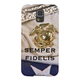 Semper Fidelis Patriotic Case Galaxy S5 Cover