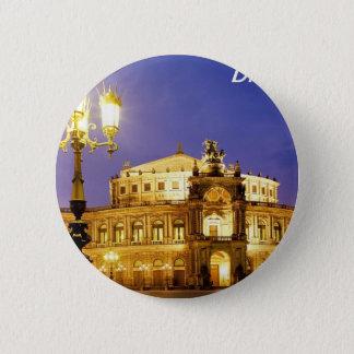 Semper- Opera- Dresden-Germany-angie-.JPG 2 Inch Round Button
