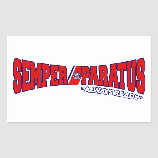 SemperParatus2 Sticker