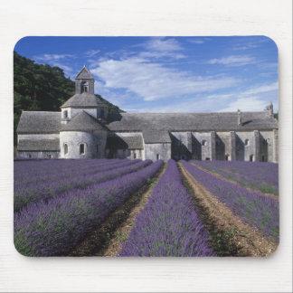 Senanque Abbey, Gordes, Vaucluse, Provence, Mouse Pad