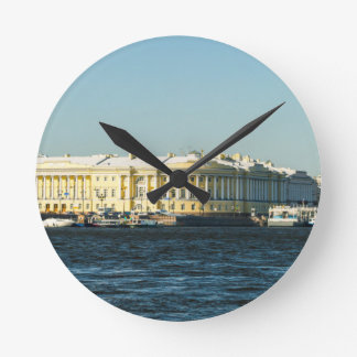 Senate and Synod Building Wall Clocks