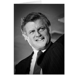 Senator Edward Kennedy 1980 Card