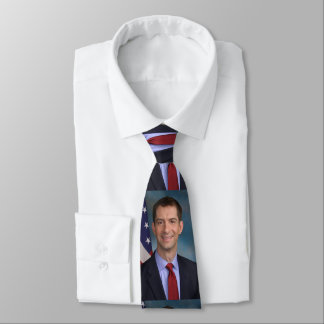 Senator Tom Cotton Tie