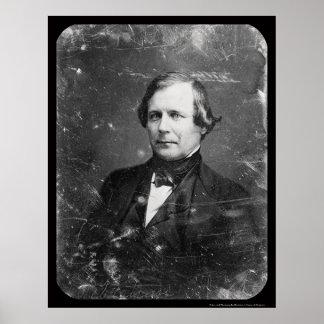 Senator William King Sebastian Daguerreotype 1854 Poster