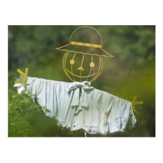 Send a Smile....with this Garden Guard Postcard