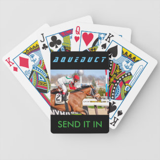 Send It In - John Velasquez Bicycle Playing Cards