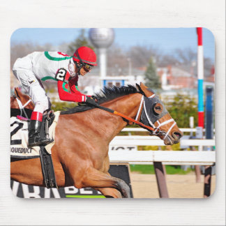 Send It In - John Velasquez Mouse Pad